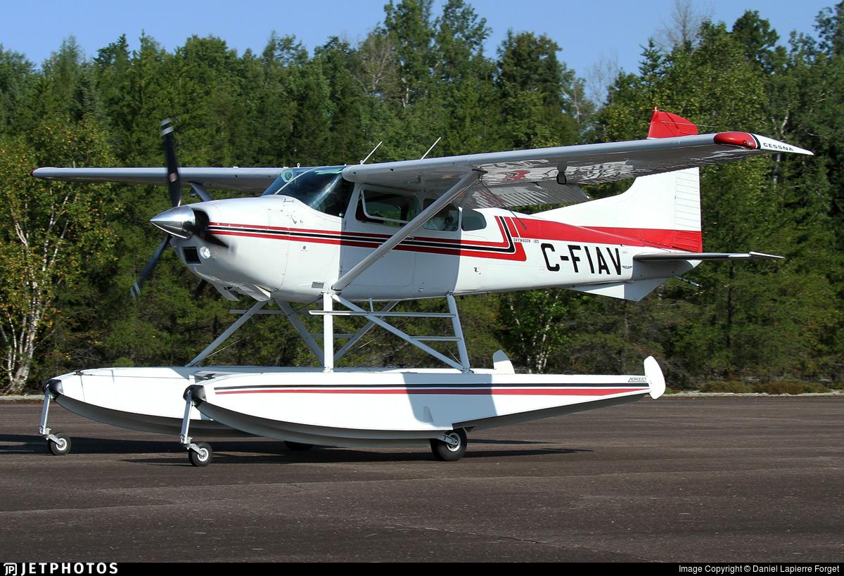 C-FIAV - Cessna A185F Skywagon - Private