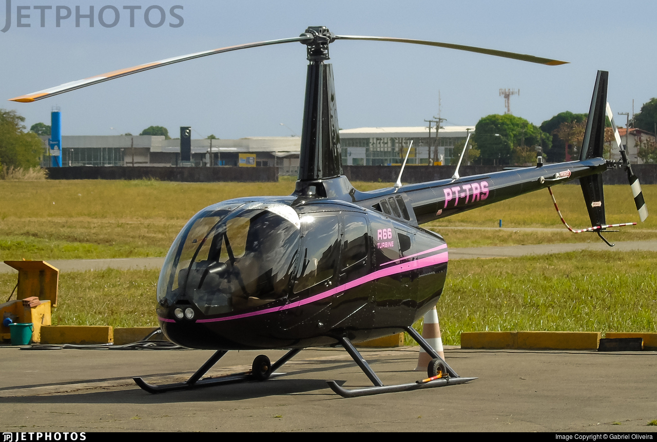 PT-TRS - Robinson R66 Turbine - Private