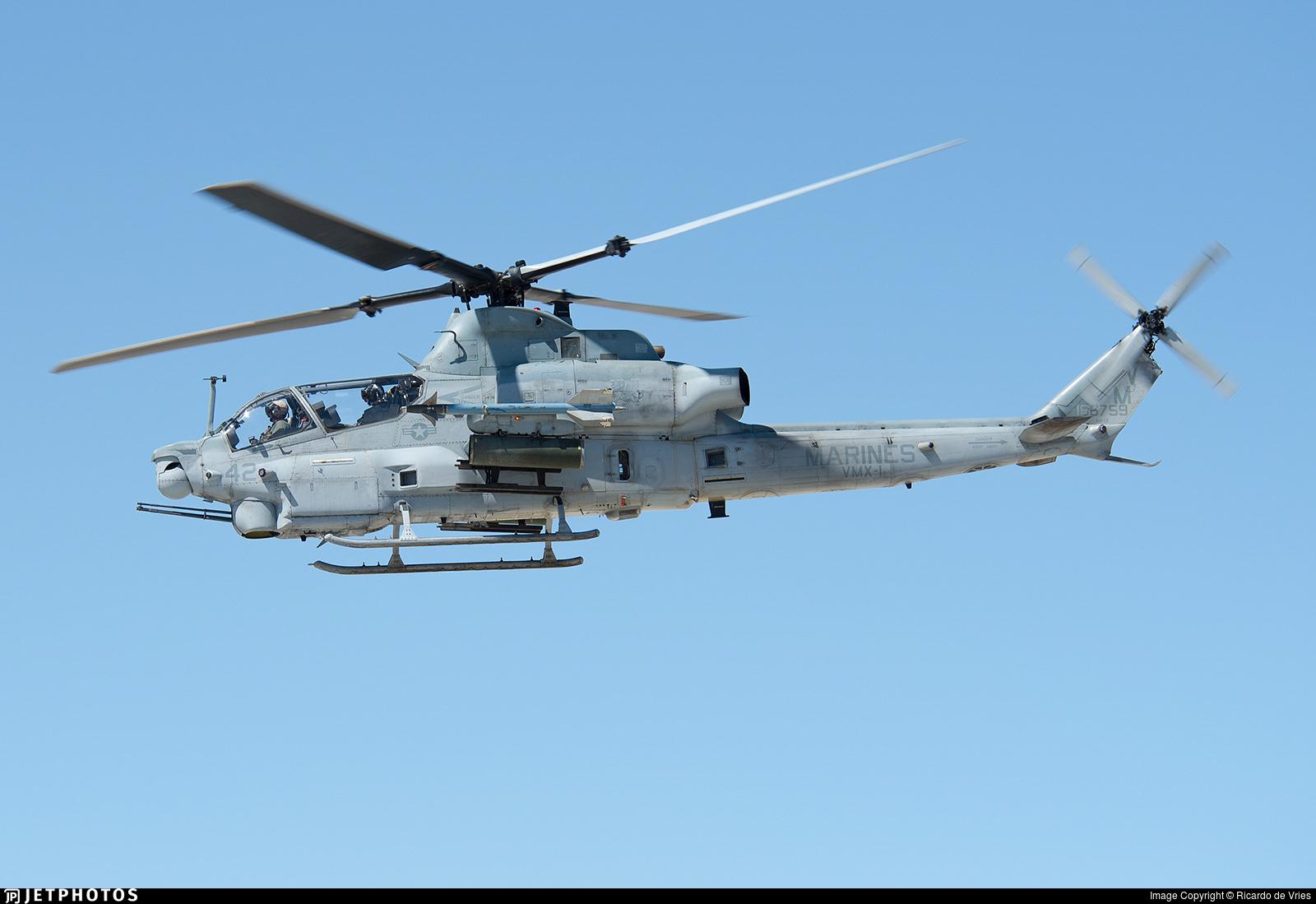166759 - Bell AH-1Z Viper - United States - US Marine Corps (USMC)