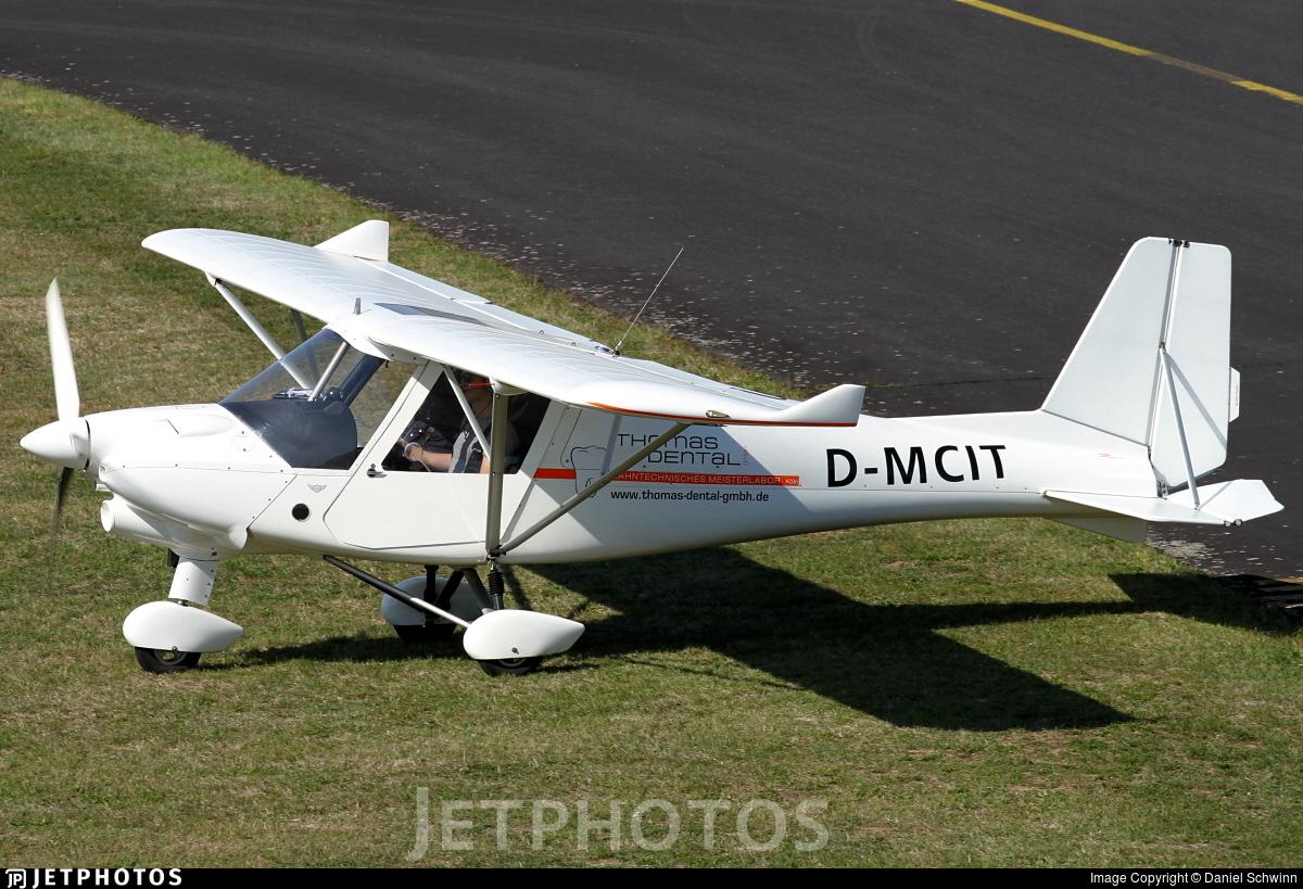 D-MCIT - Ikarus C-42 - Private