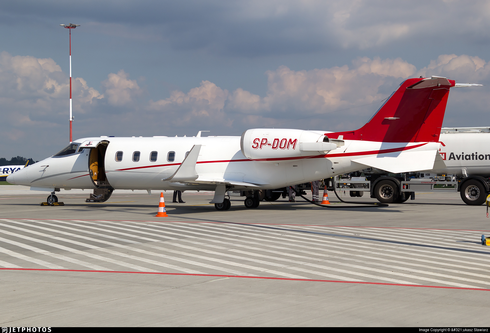SP-DOM - Bombardier Learjet 60XR - Private