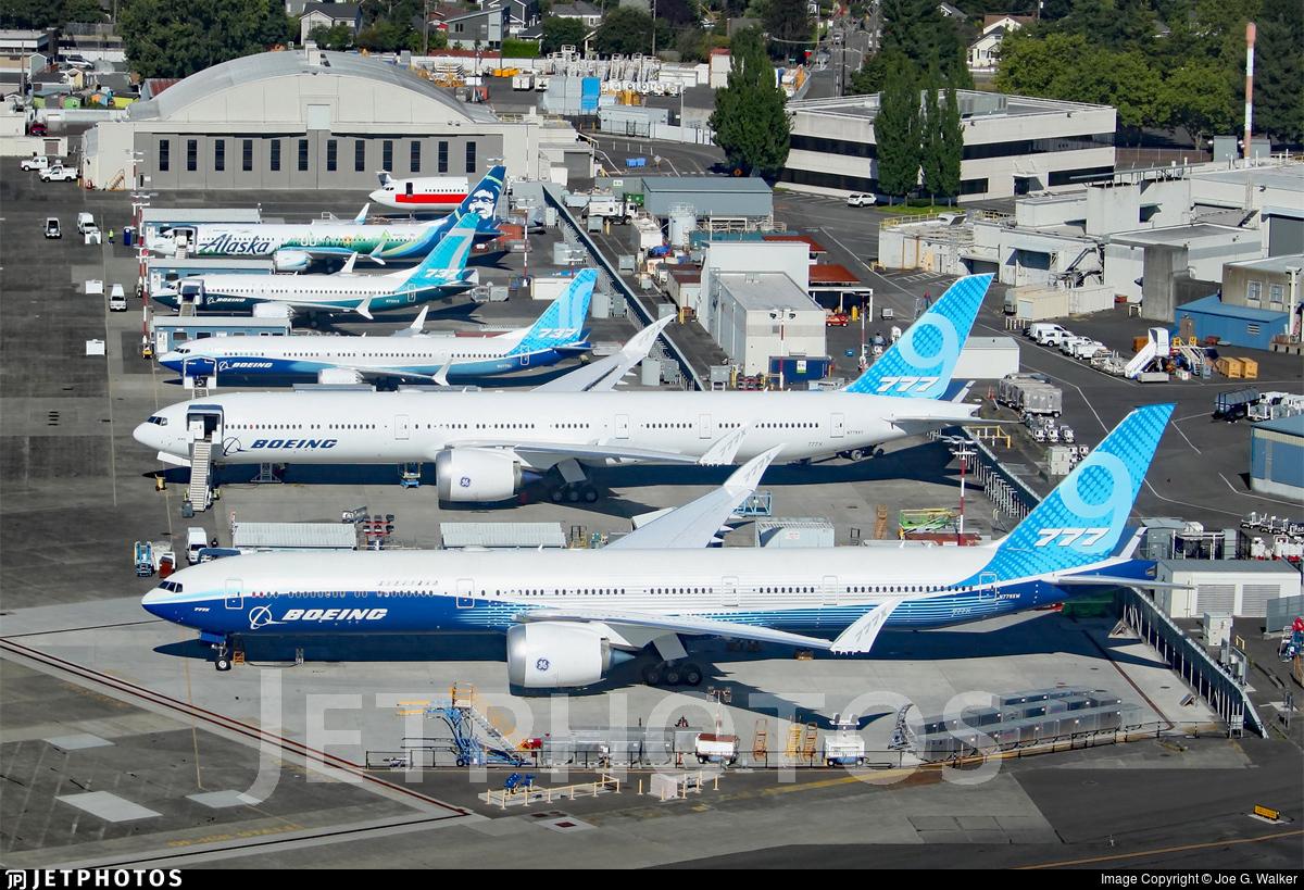 KBFI - Airport - Ramp