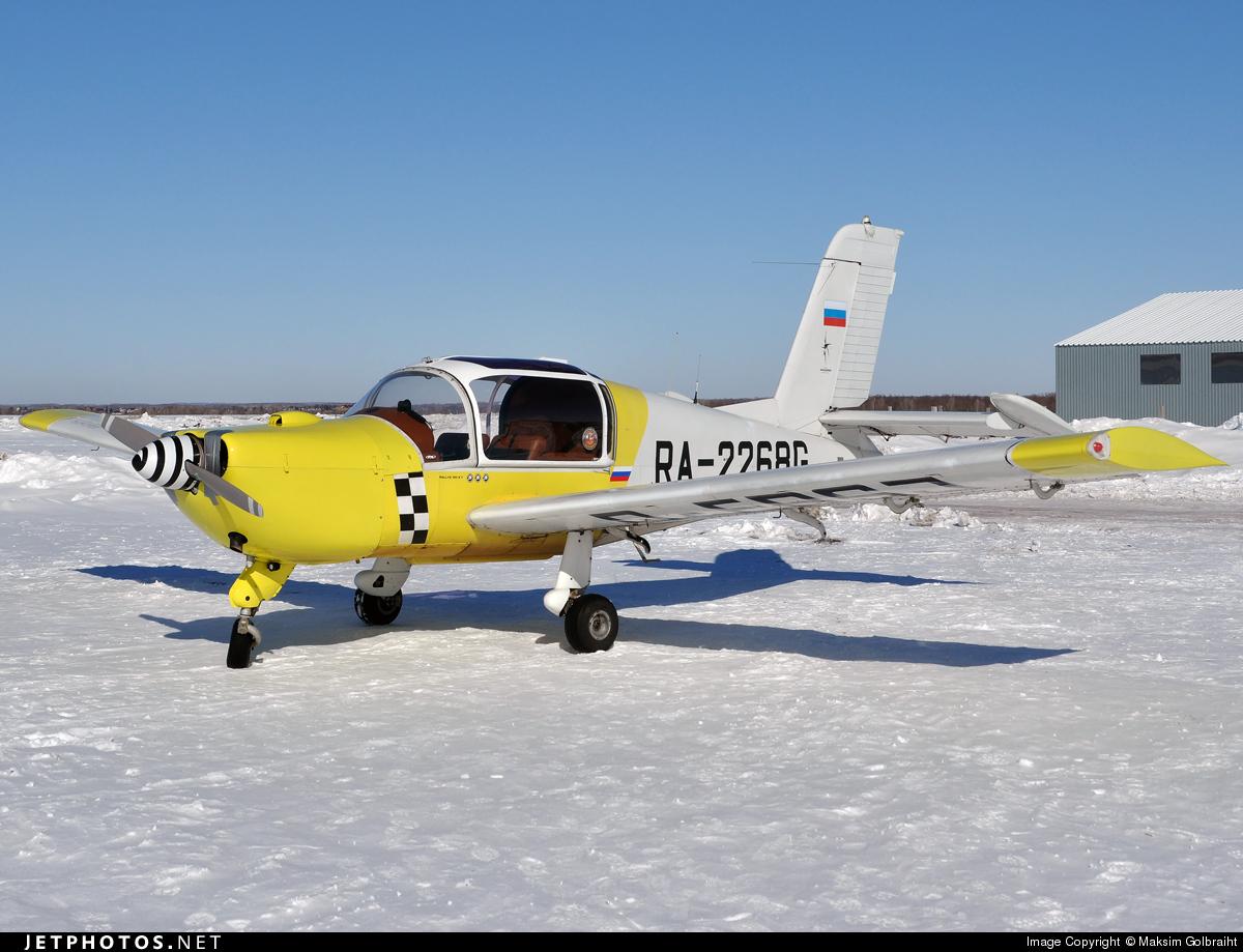 RA-2268G - Socata Rallye 150ST - Private