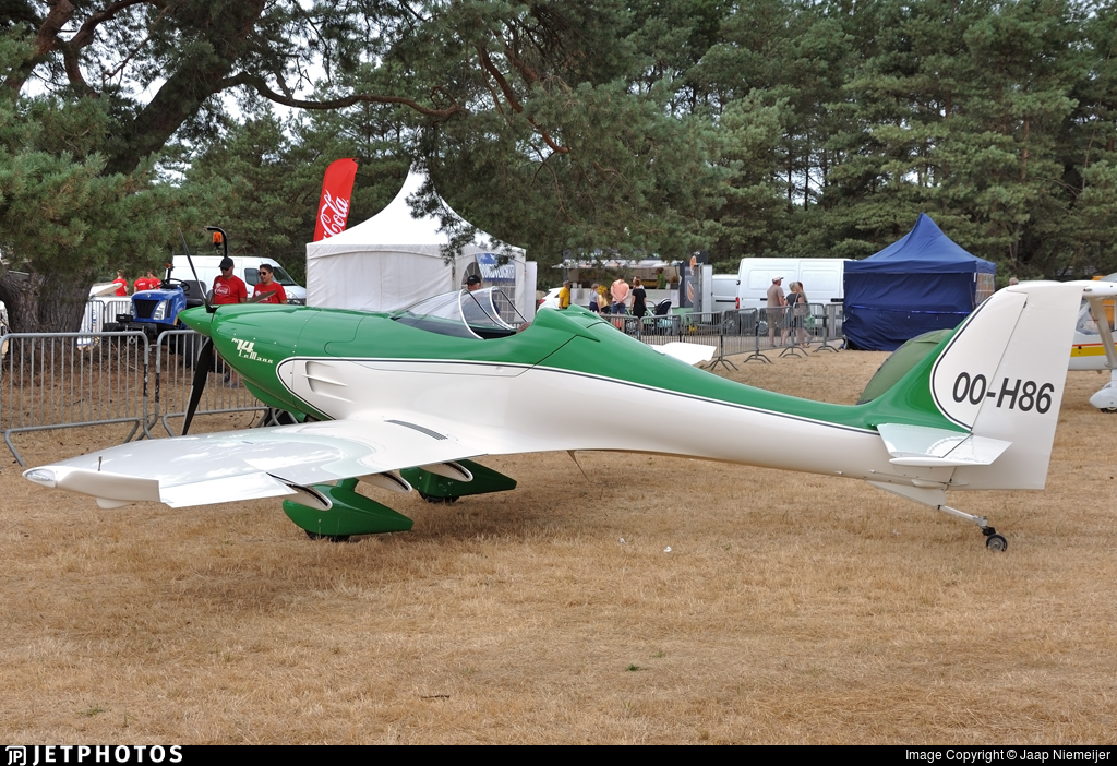 OO-H86 - B & F Technik FK-14 Polaris - Private