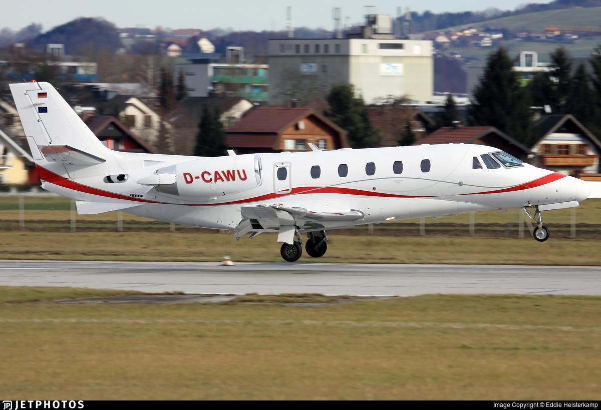 D-CAWU - Cessna 560XL Citation XLS - Private