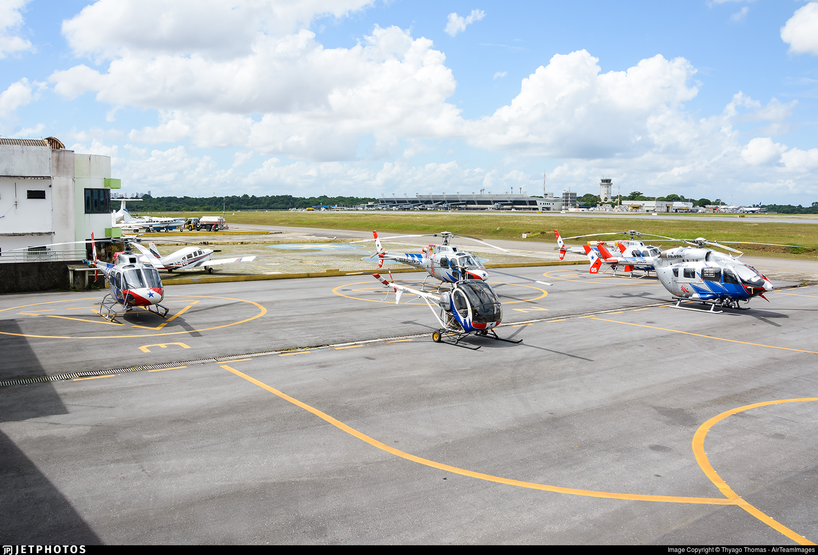 SBBE - Airport - Ramp