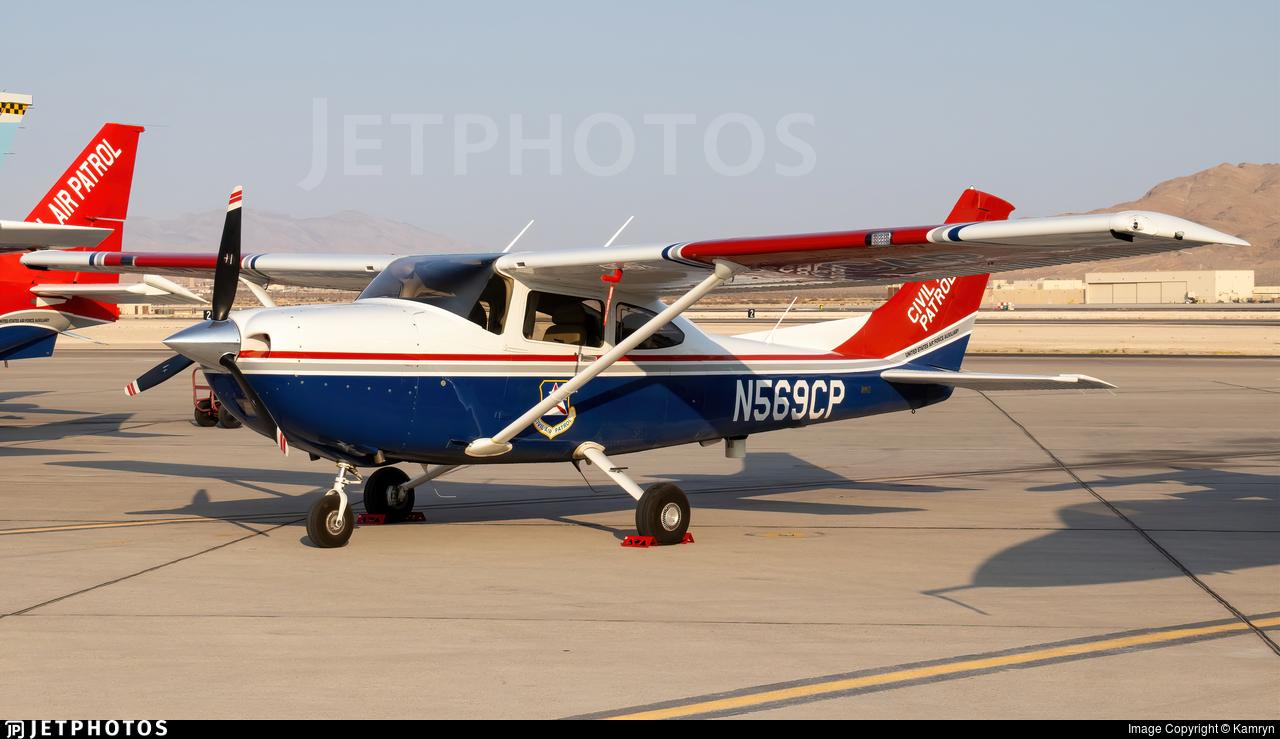 N569CP - Cessna 182T Skylane - United States - US Air Force Civil Air Patrol