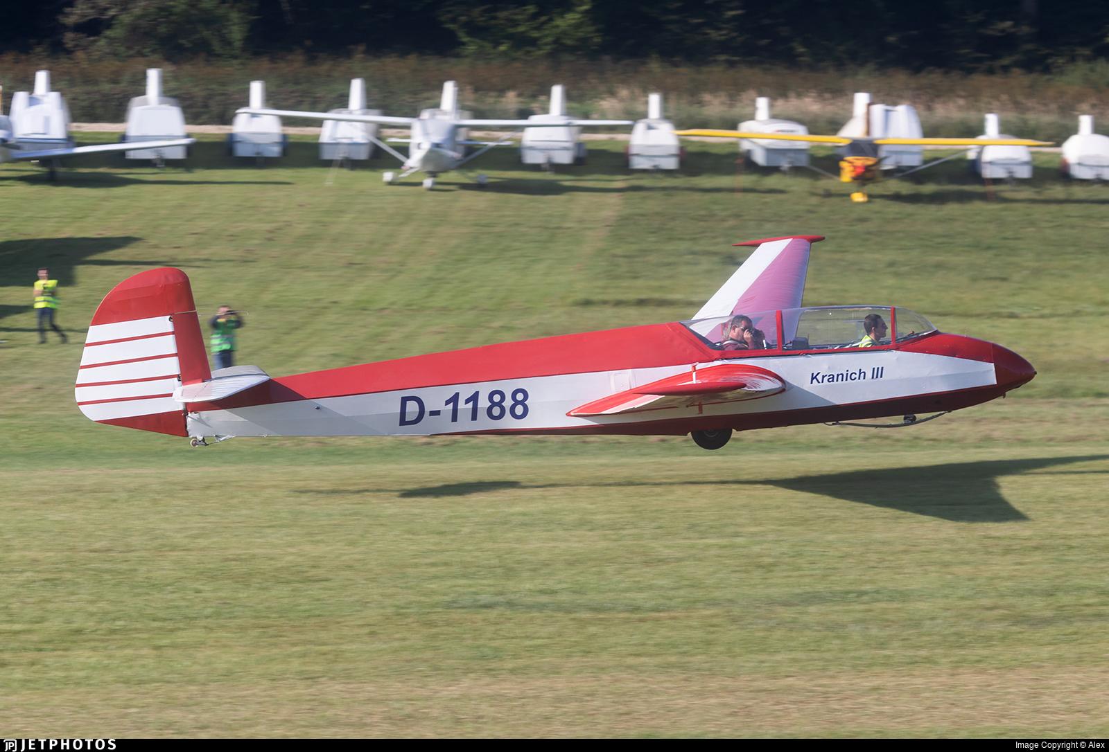 D-1188 - DFS Kranich III - Private