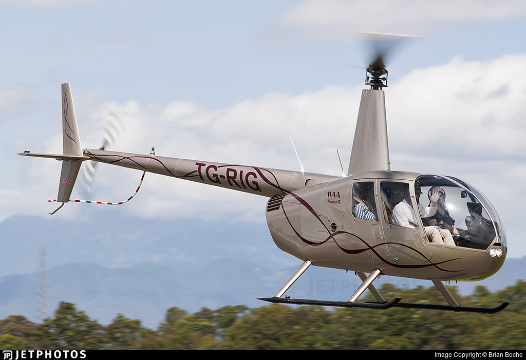 TG-RIG - Robinson R44 Raven II - Private