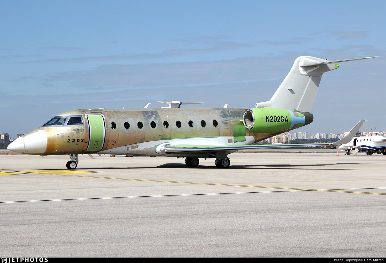 N202GA - Gulfstream G280 - Israel Aerospace Industries (IAI)