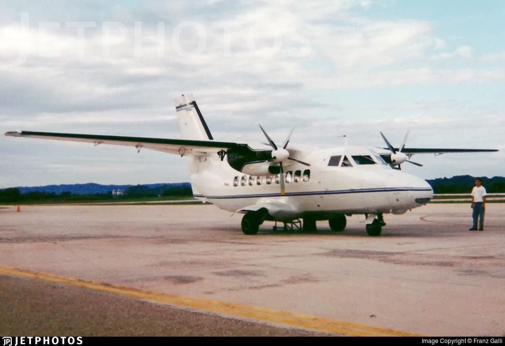 TG-TJH - Let L-410UVP-E Turbolet - Tikal Jets