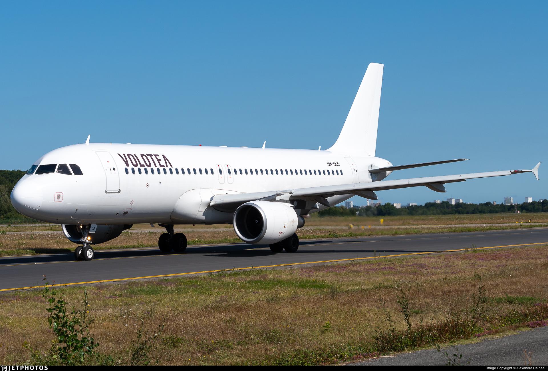 9H-SLE - Airbus A320-214 - Volotea (SmartLynx Malta)