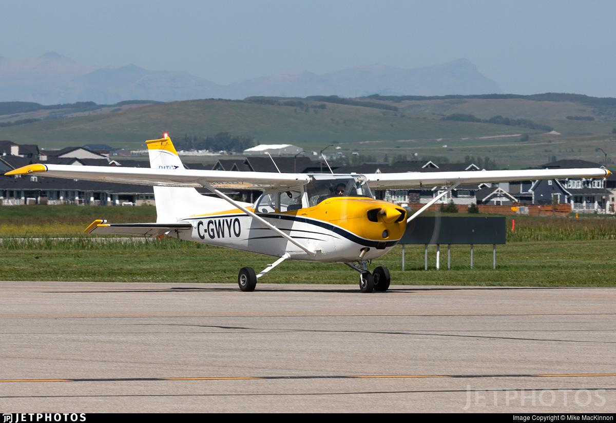 C-GWYO - Cessna 172M Skyhawk - Prairie Aviation Training Centre