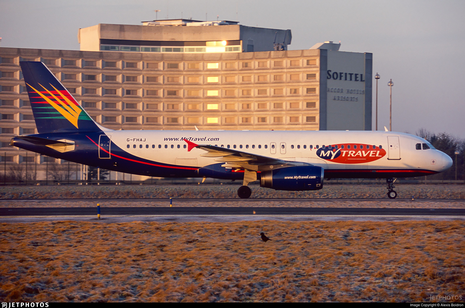 G-FHAJ - Airbus A320-231 - MyTravel Airways