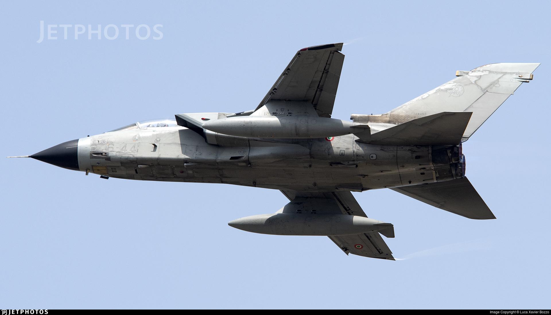 MM55009 - Panavia Tornado IDS - Italy - Air Force