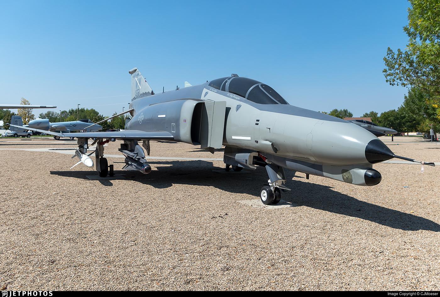 69-7551 - McDonnell Douglas F-4G Phantom II - United States - US Air Force (USAF)
