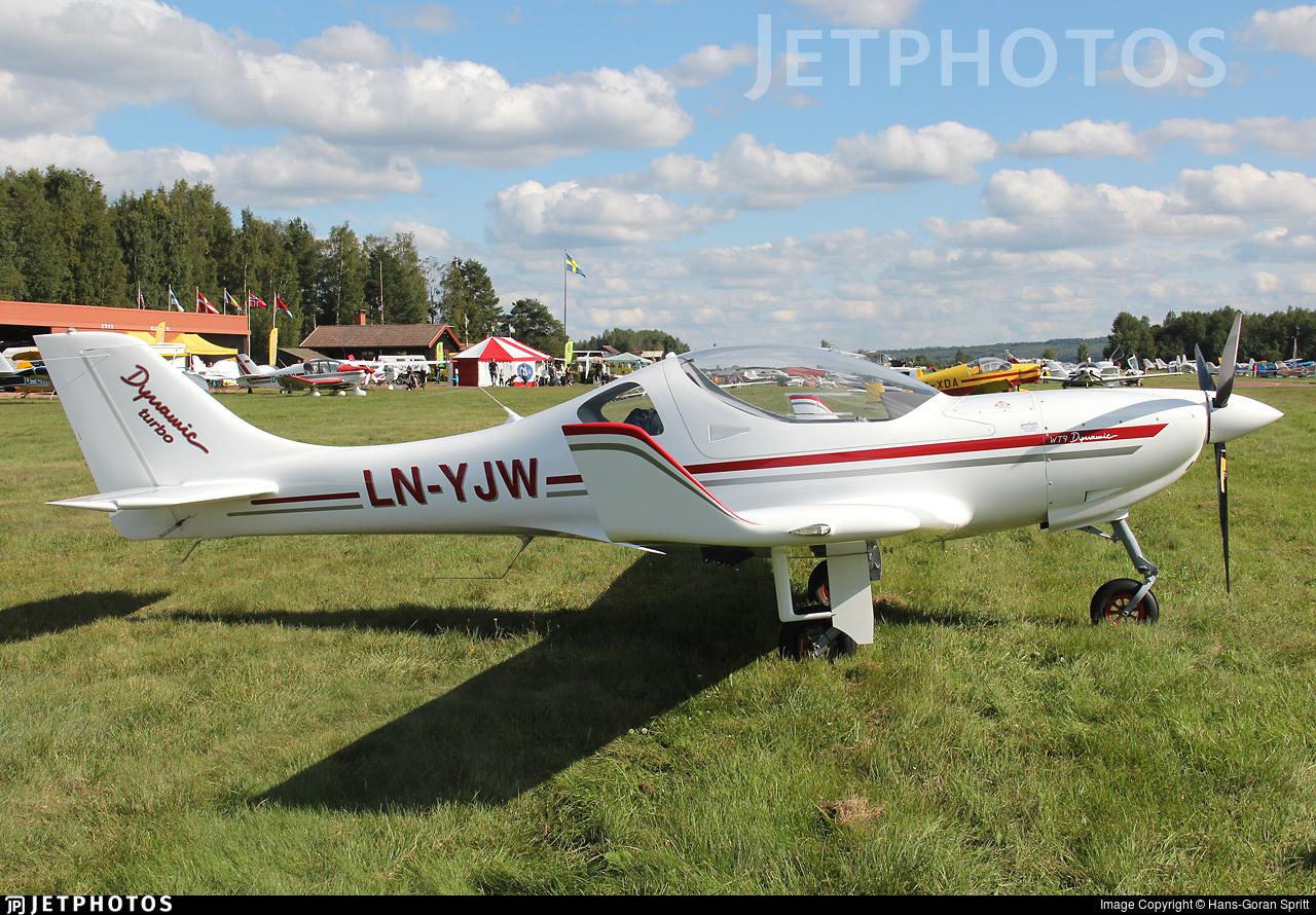 LN-YJW - AeroSpool Dynamic Speed - Private