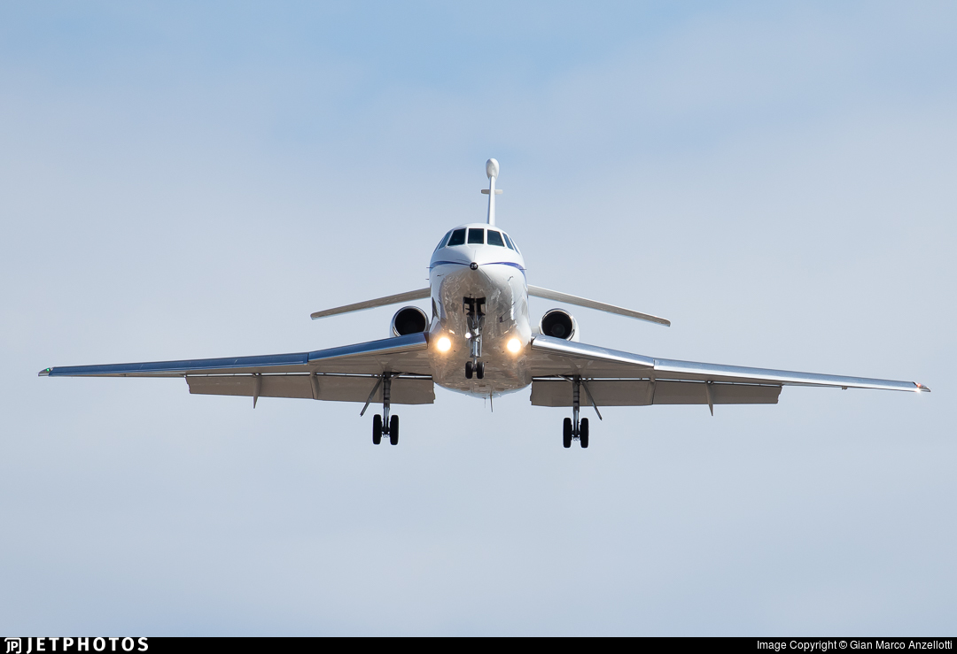 MM62026 - Dassault Falcon 50 - Italy - Air Force