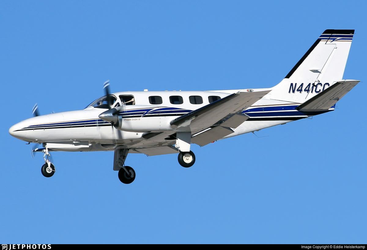 N441CC - Cessna 441 Conquest - Private