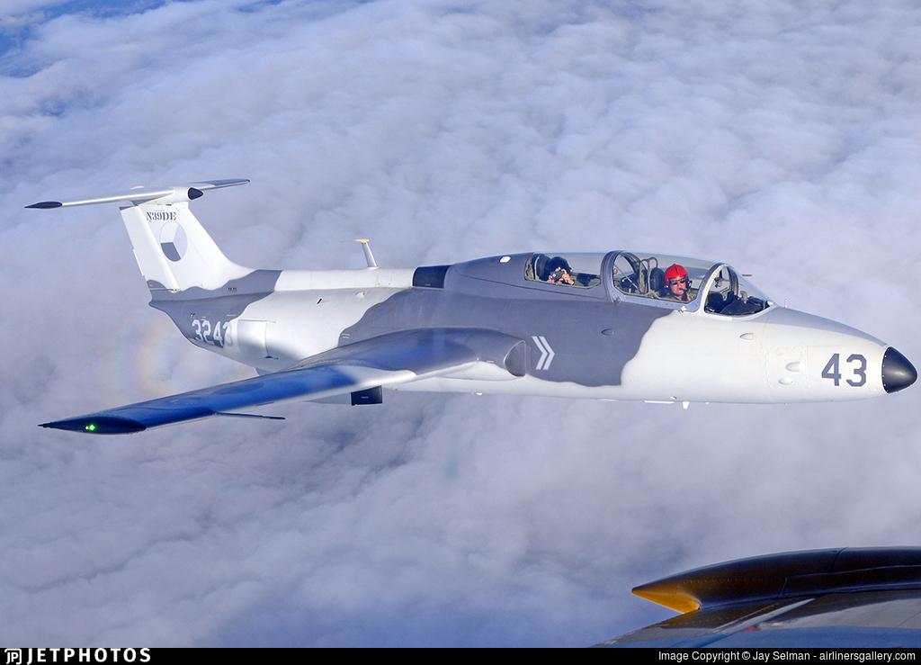 N39DE - Aero L-29 Delfin - Private