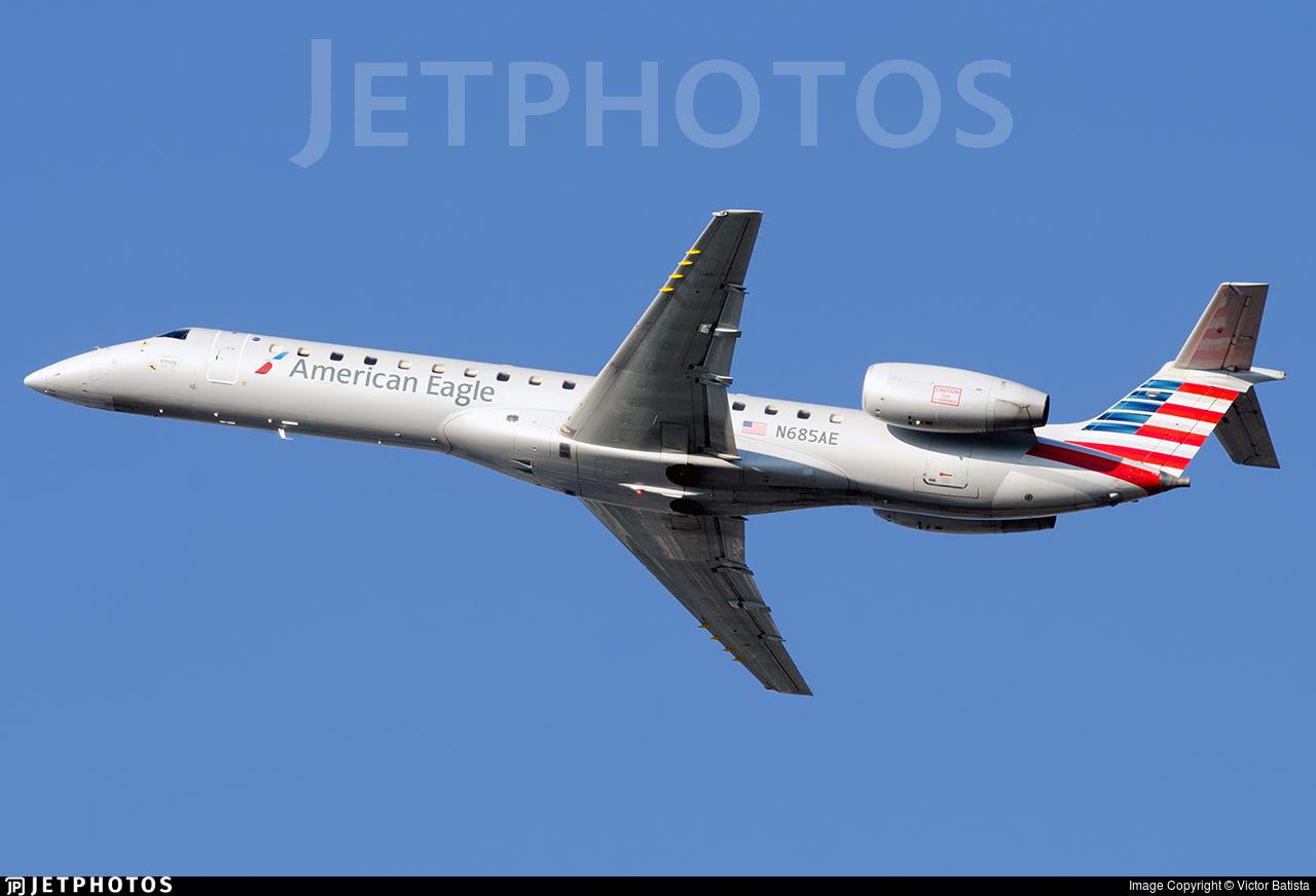 N685AE - Embraer ERJ-145LR - American Eagle (Envoy Air)
