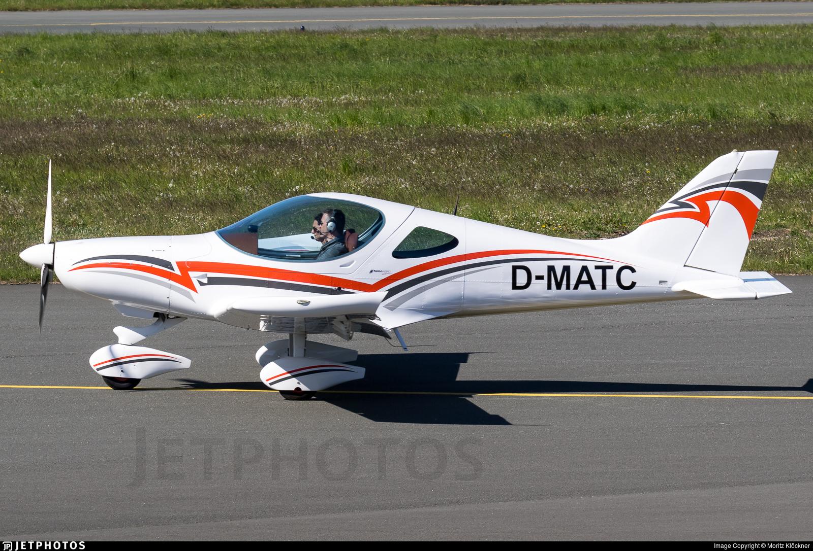 D-MATC - BRM Aero Bristell NG5 - Private