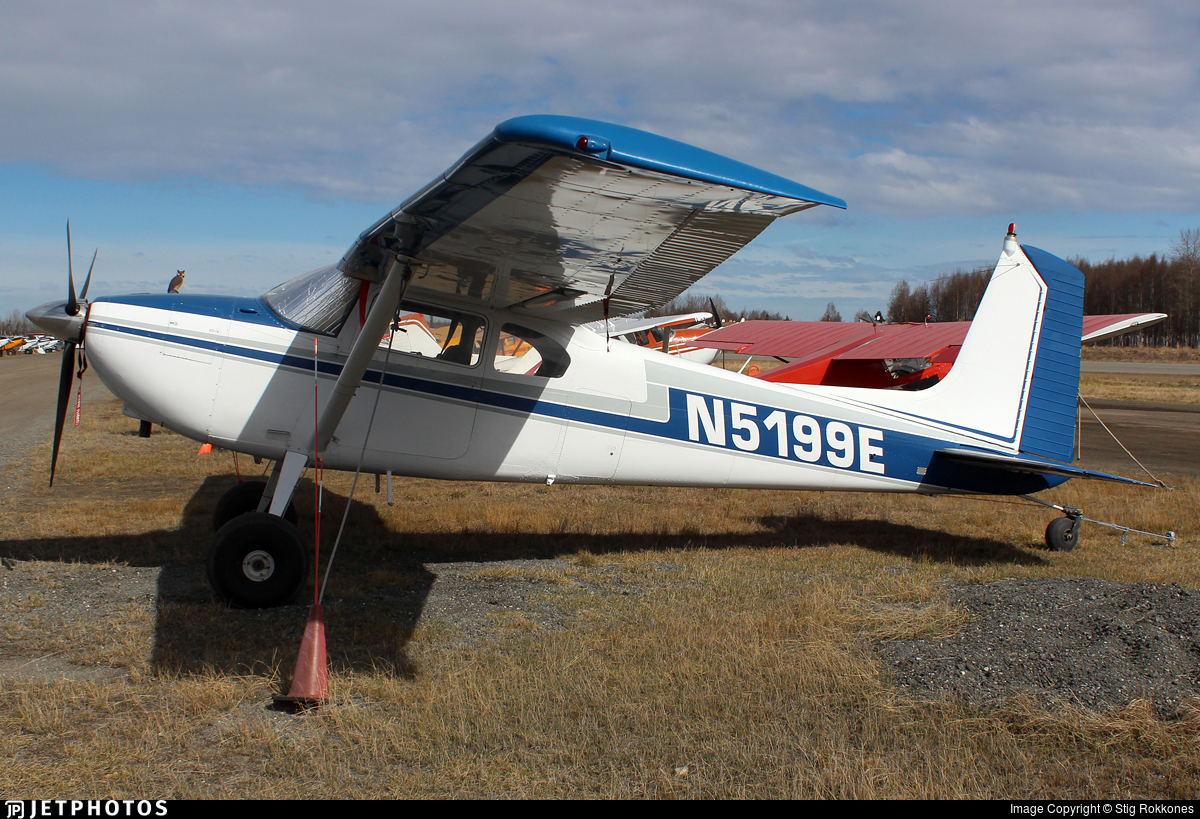 N5199E - Cessna 180B Skywagon - Private