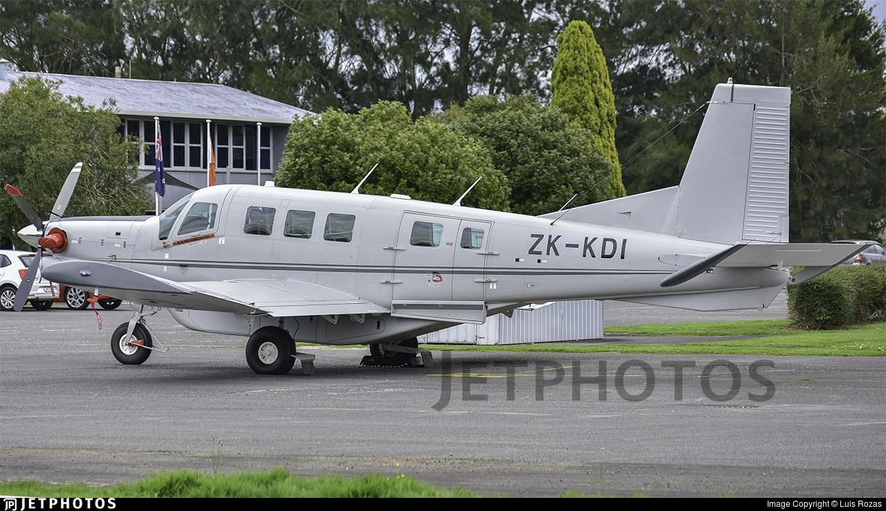 ZK-KDI - Pacific Aerospace P-750 XSTOL - Pacific Aerospace