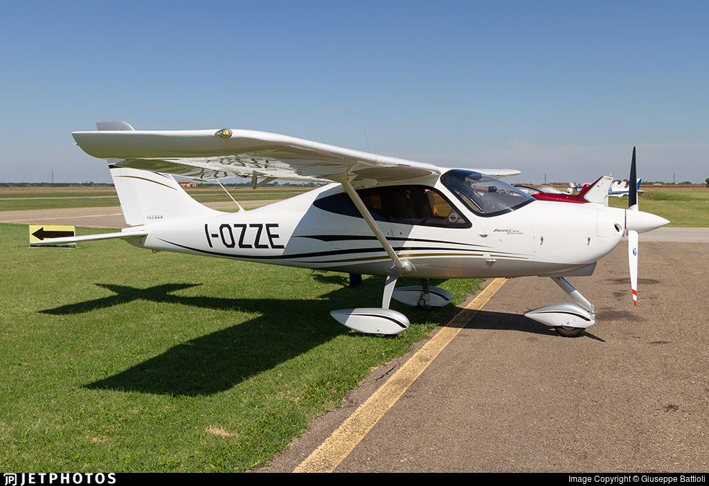 I-OZZE - Tecnam P2008JC MkII - Private