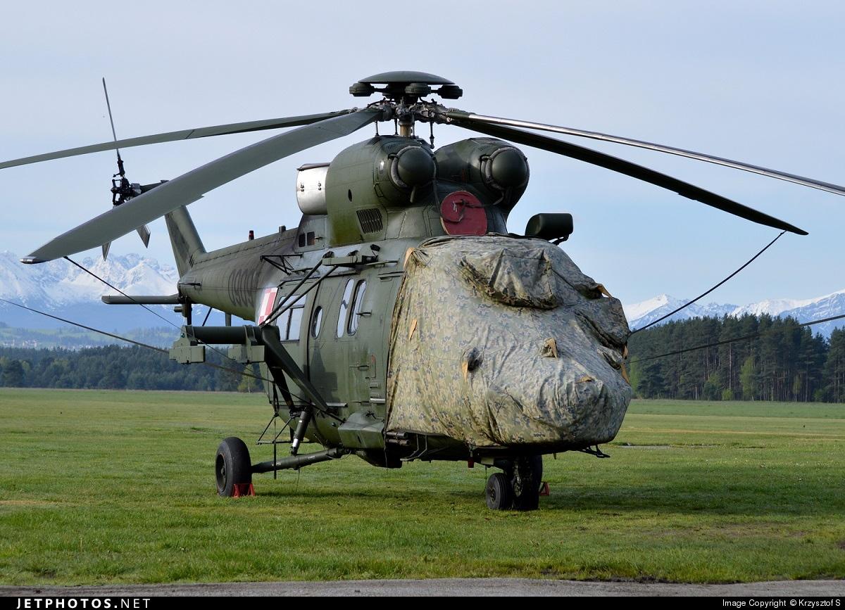 0909 - PZL-Swidnik W3 Sokol - Poland - Army