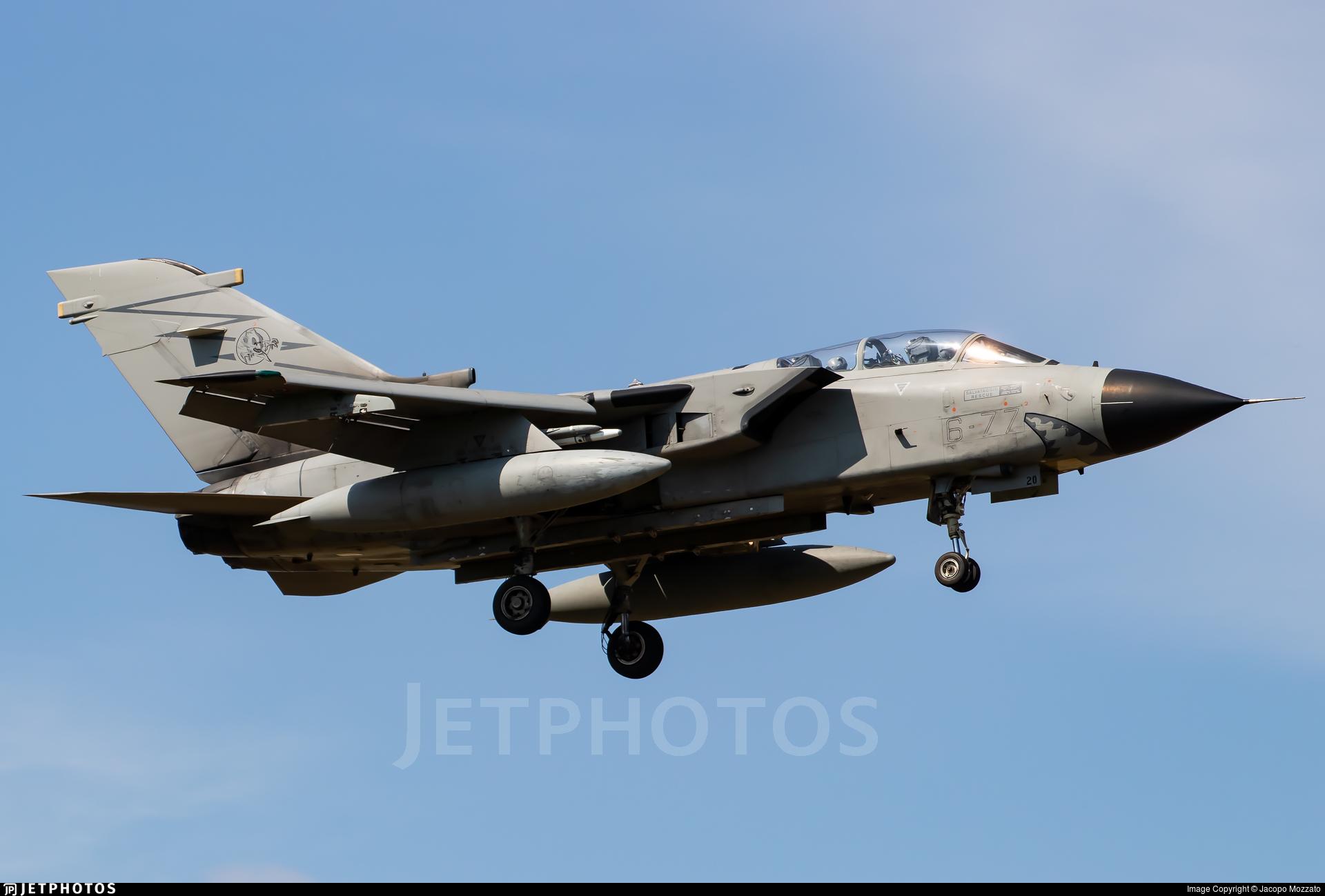 MM7020 - Panavia Tornado ECR - Italy - Air Force