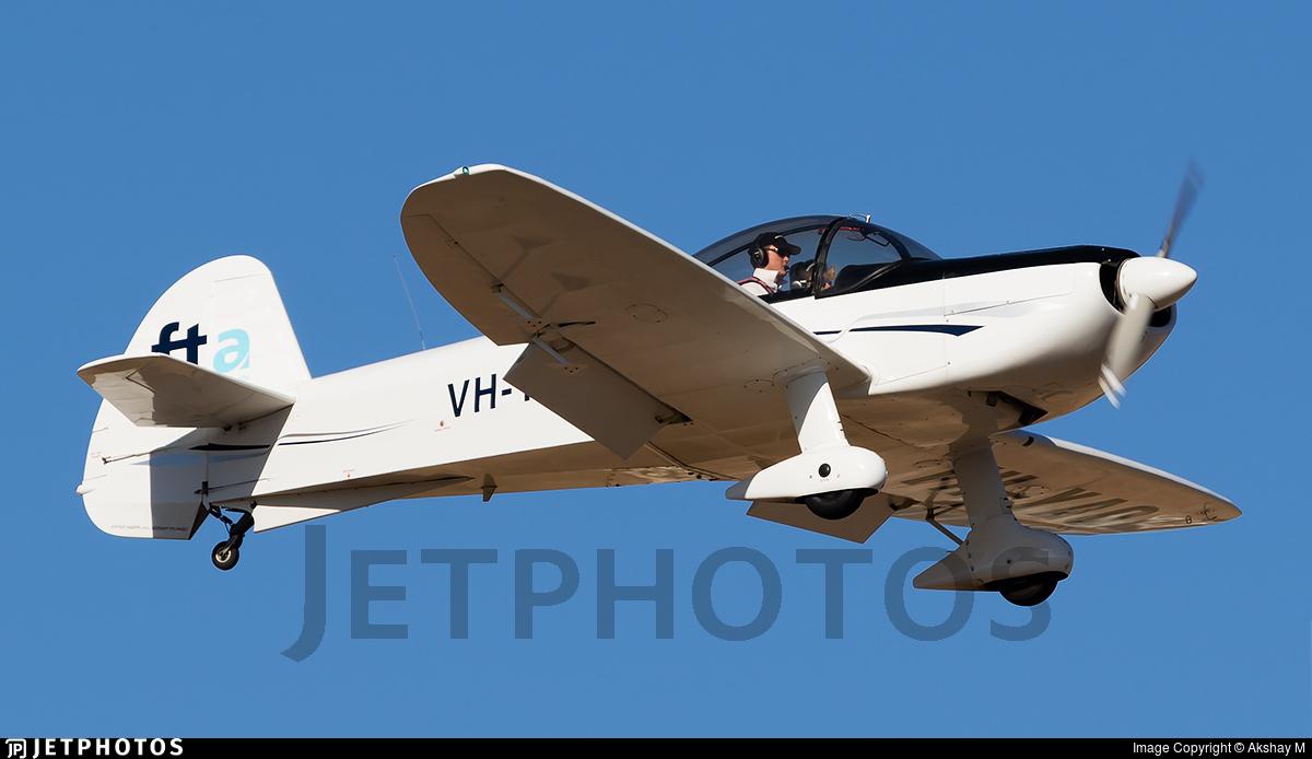 VH-YAO - Mudry CAP-10B - Flight Training Adelaide