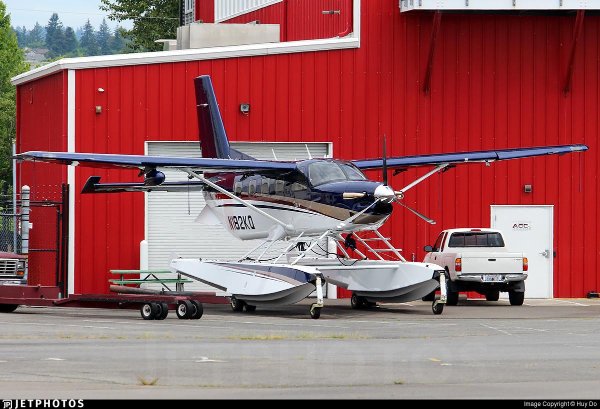 N182KQ - Quest Aircraft Kodiak 100 - Private