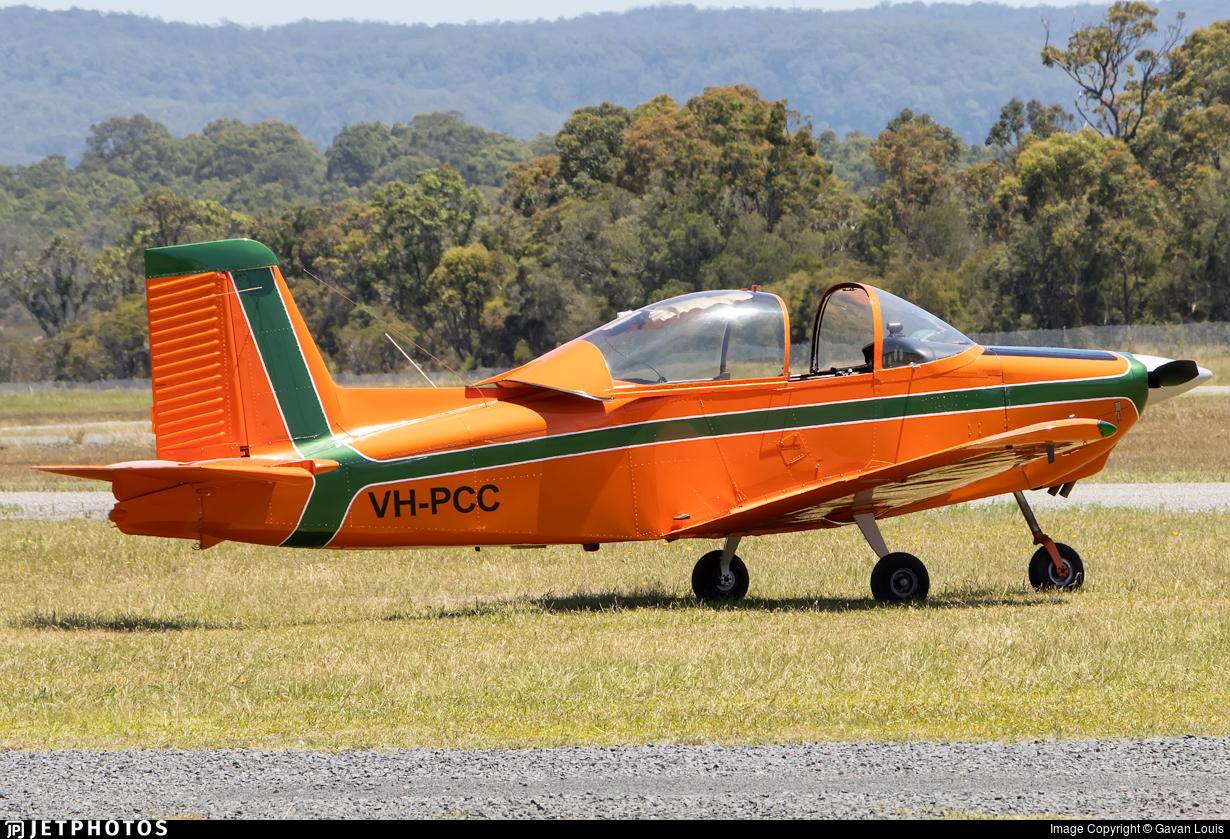 VH-PCC - AESL Airtourer Super 150/T5 - Private