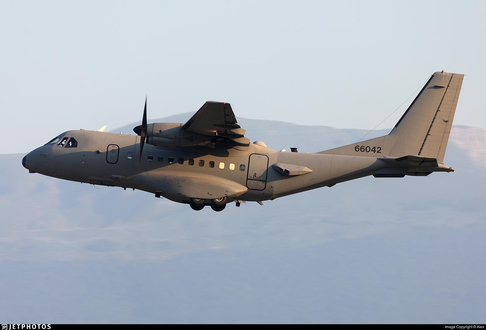 96-6042 - CASA CN-235M-100 - United States - US Air Force (USAF)