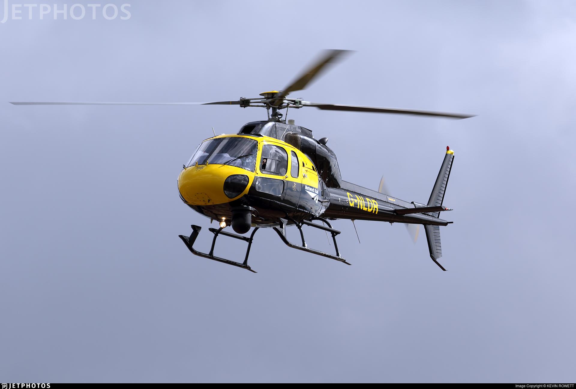 G-NLDR - Aérospatiale AS 355F2 Ecureuil 2 - PDG Helicopters