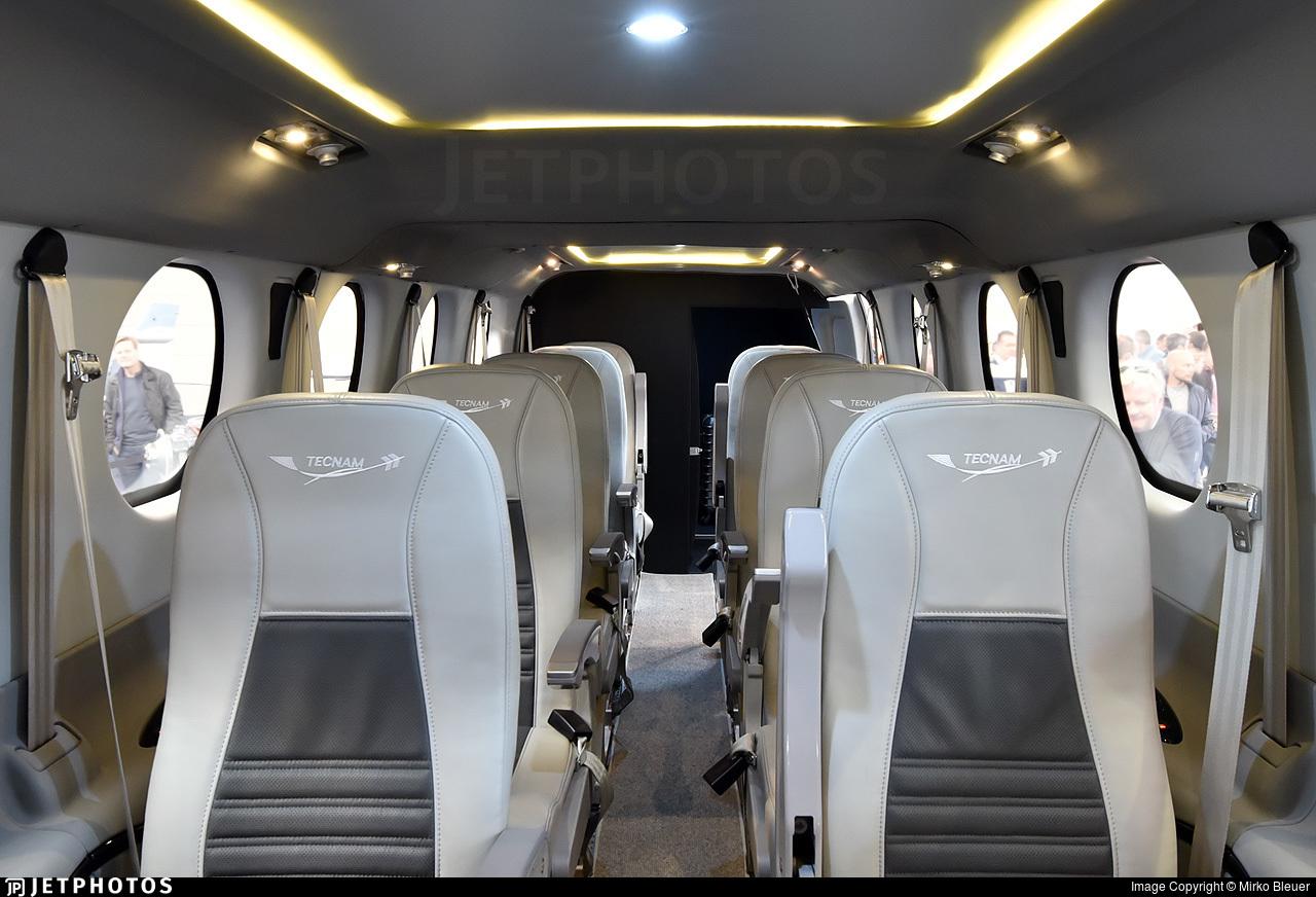 I-PTFC - Tecnam P2012 Traveller - Costruzioni Aeronautiche Tecnam