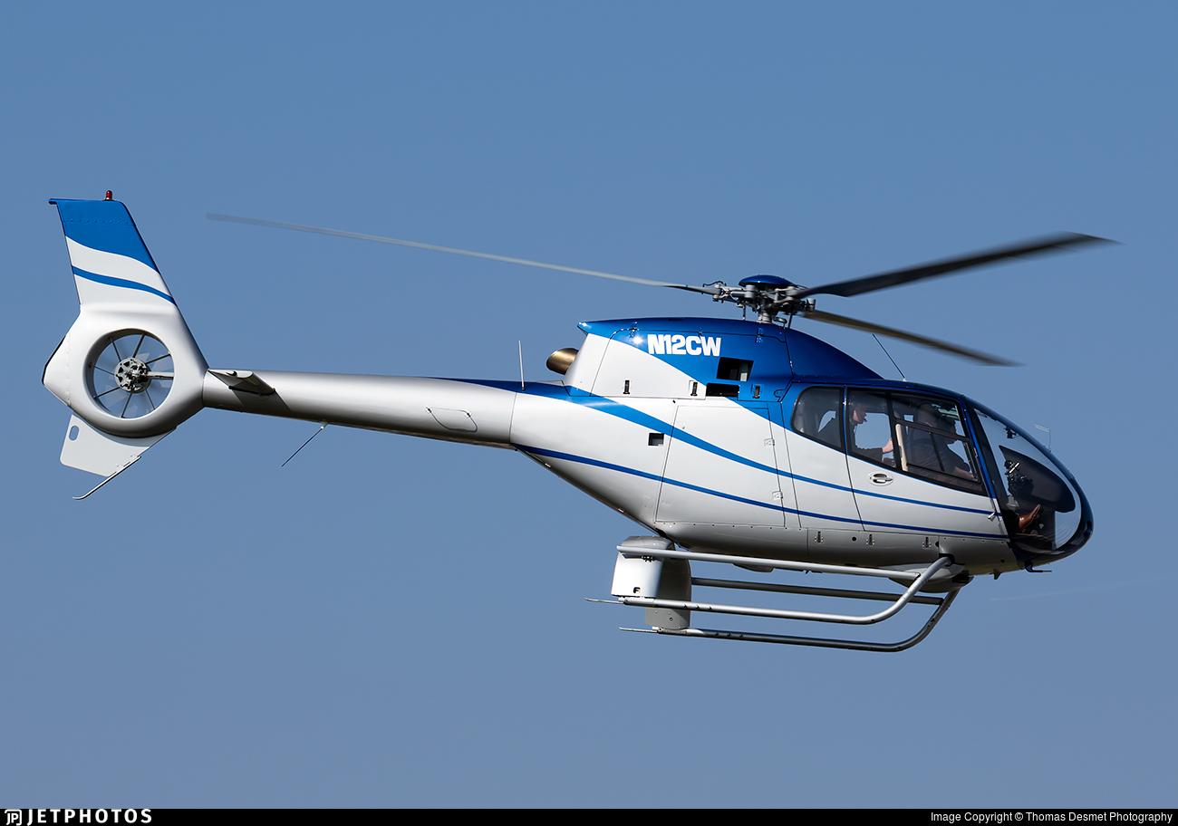 N12CW - Eurocopter EC 120B Colibri - Private