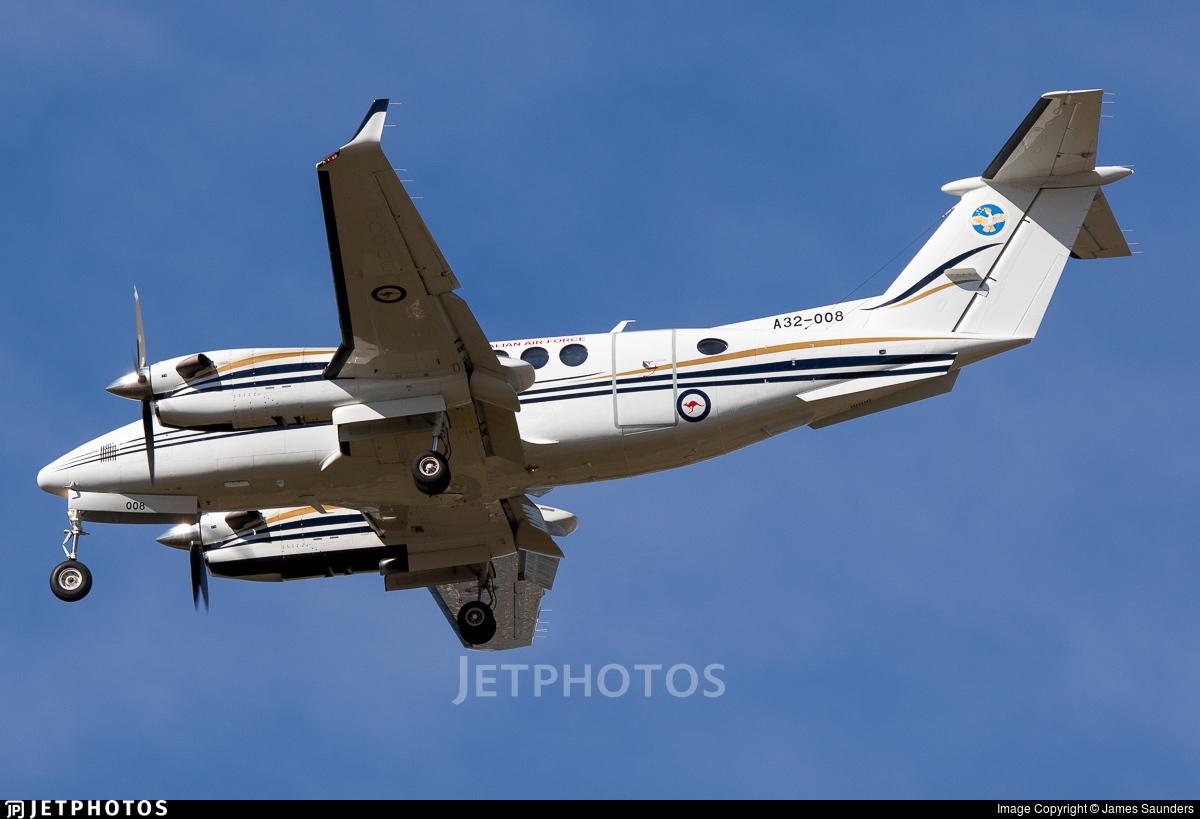 A32-008 - Beechcraft B300 King Air 350i - Australia - Royal Australian Air Force (RAAF)