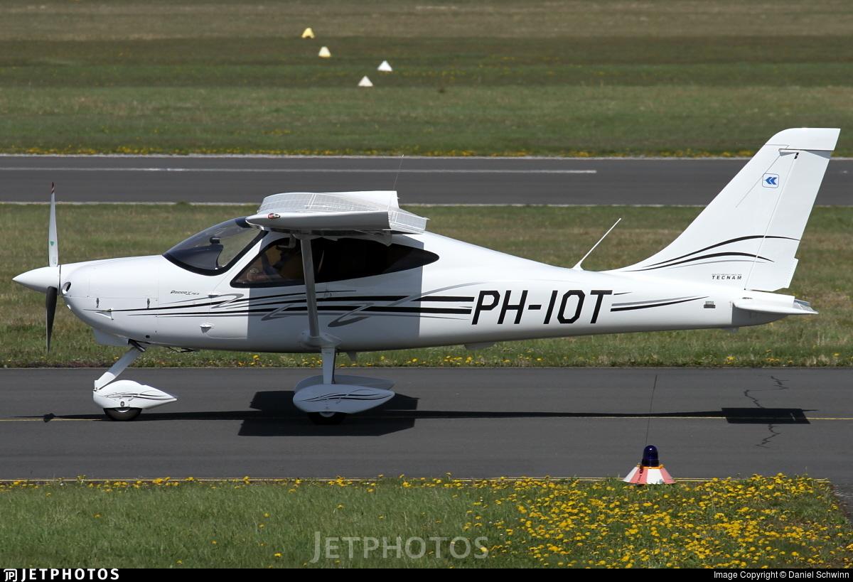 PH-IOT - Tecnam P2008JC MkII - Air Alliance
