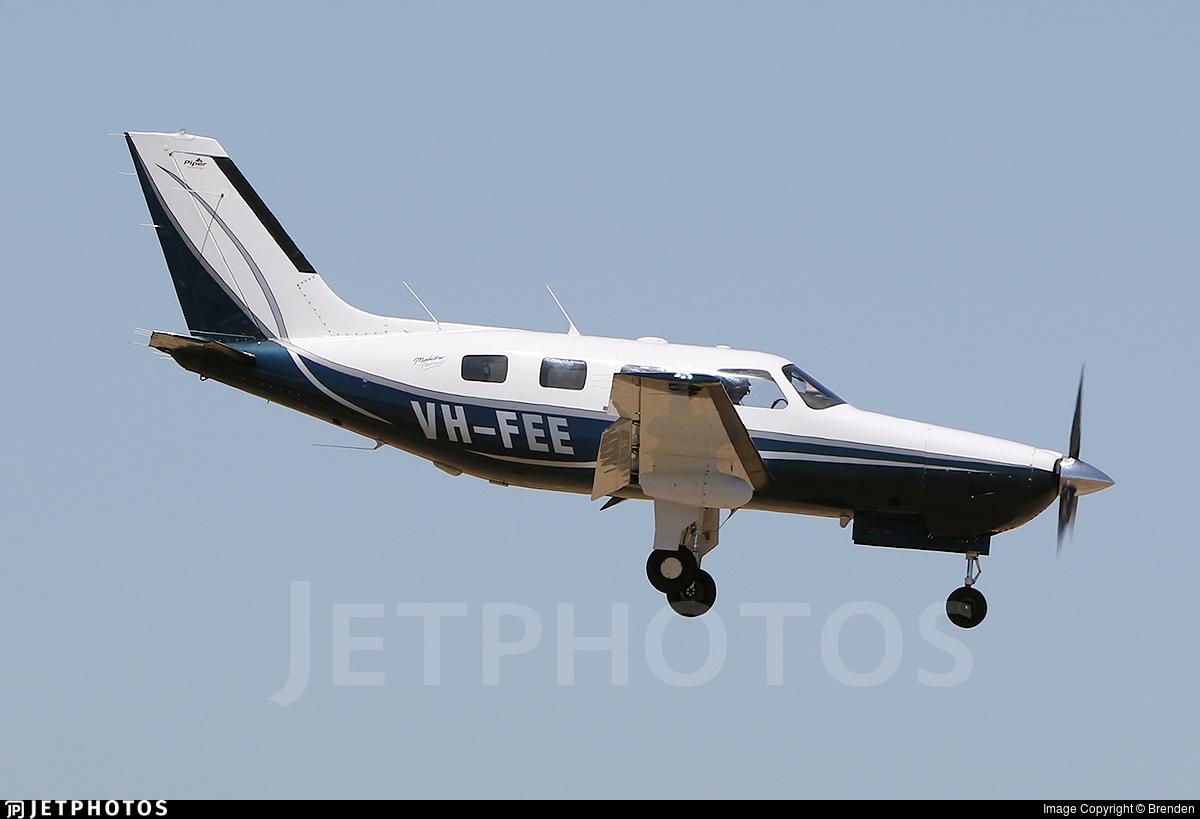 VH-FEE - Piper PA-46-350P Malibu Mirage - Private