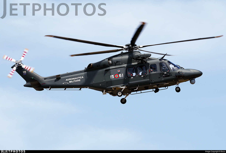 MM81991 - Agusta-Westland HH-139B - Italy - Air Force