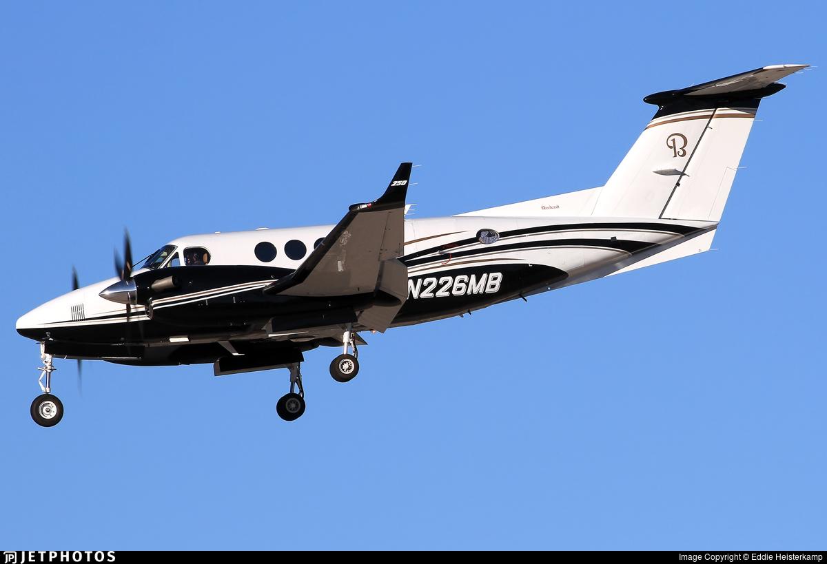 N226MB - Beechcraft B200GT Super King Air - Private