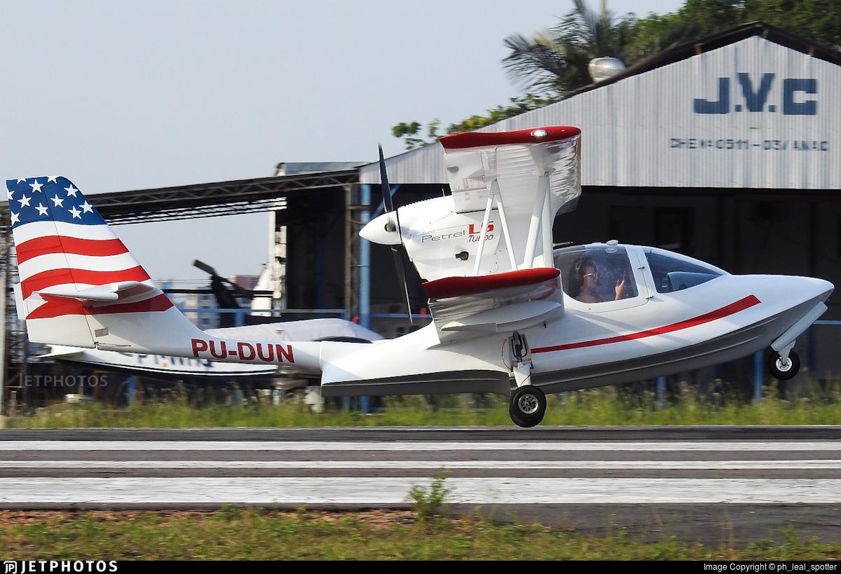 PU-DUN - EDRA Aeronautica Super Pétrel LS - Private
