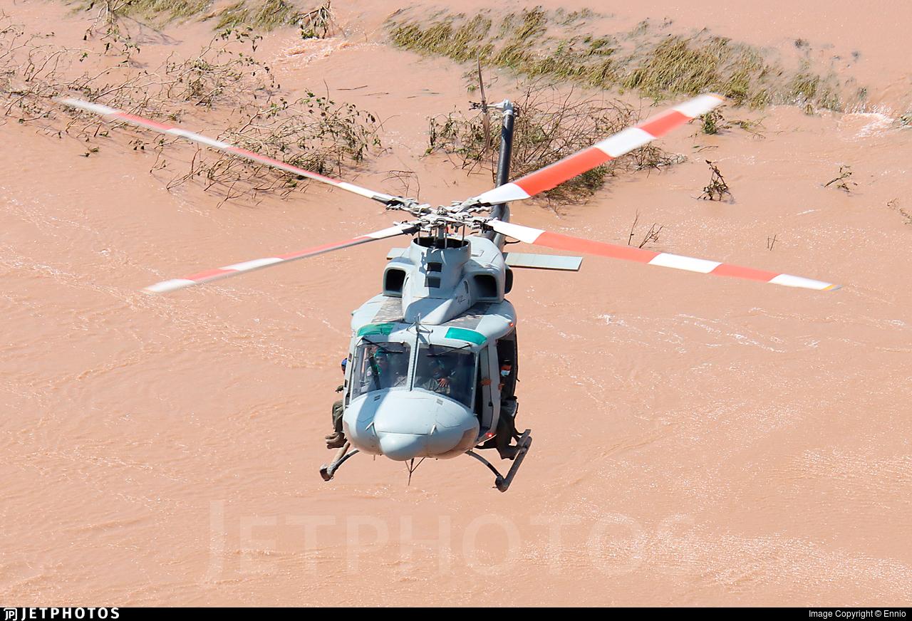 FAH-973 - Bell 412SP - Honduras - Air Force