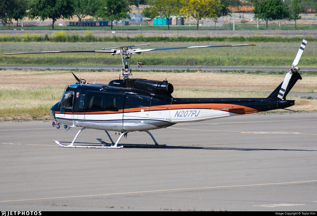 N207PJ - Bell UH-1H Iroquois - PJ Helicopters