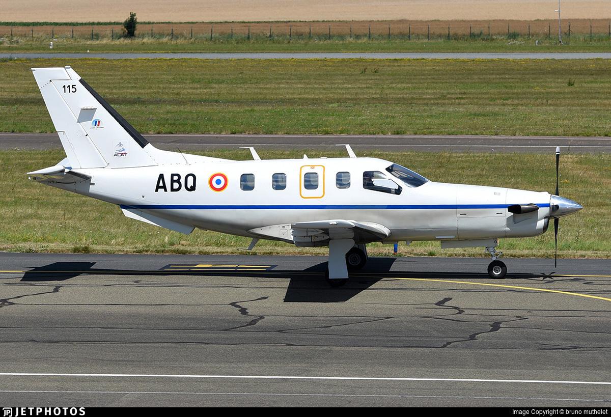 115 - Socata TBM-700 - France - Army