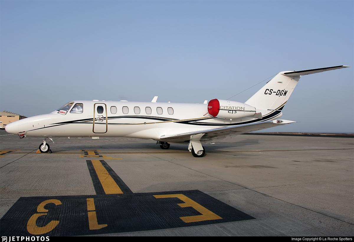 CS-DGW - Cessna 525B CitationJet 3 - Valair
