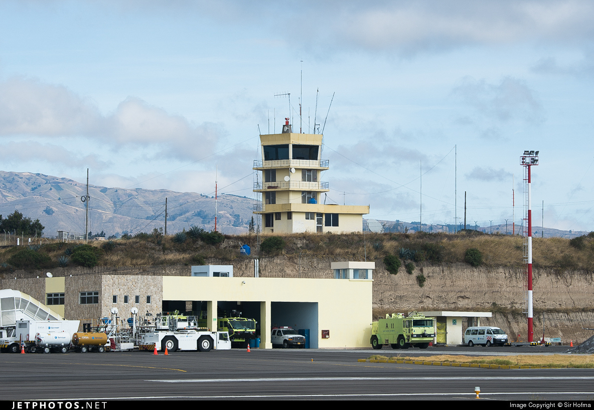 SELT - Airport - Control Tower