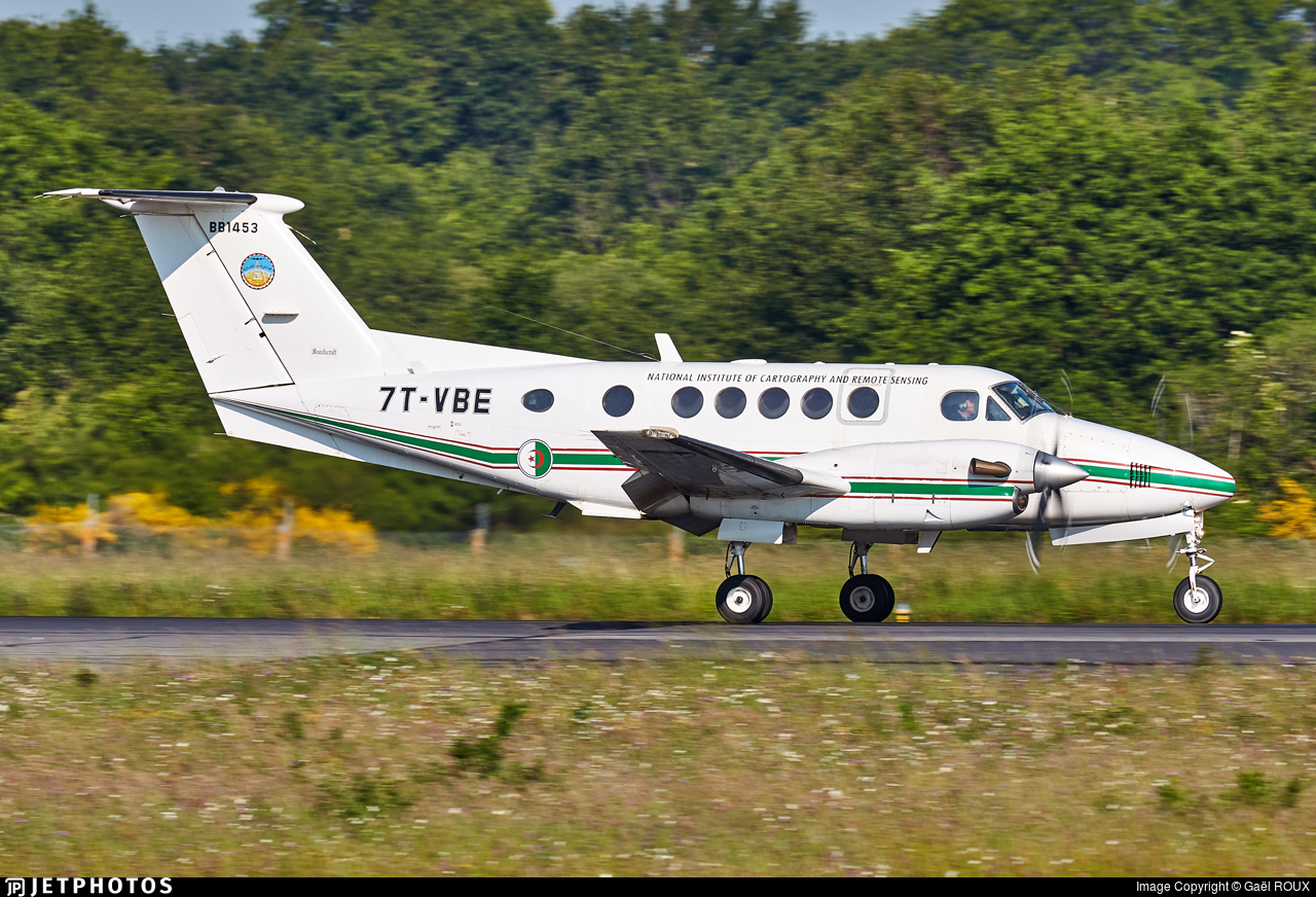 7T-VBE - Beechcraft B200GT Super King Air - Algeria - Air Force